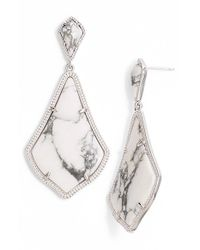 Kendra Scott | Metallic 'mystic Bazaar - Alexis' Drop Earrings | Lyst