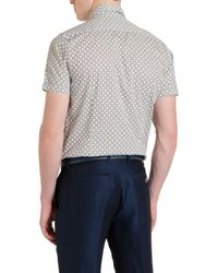 Ted Baker | Multicolor Tybolt Print Classic Fit Classic Collar Shirt for Men | Lyst