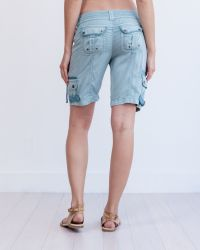 Marrakech | Blue Antigua Utility Short | Lyst