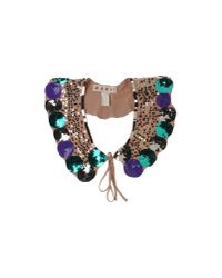 Marni | Multicolor Collar | Lyst