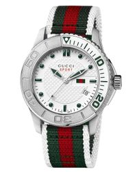 Gucci | Metallic G Timeless Collection Watch for Men | Lyst