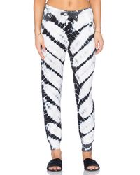 Gypsy 05 - Blue French Terry Sweatpant - Lyst