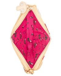 Betsey Johnson | Multicolor Pizza Wristlet | Lyst