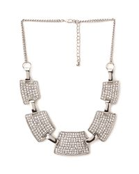 Forever 21 - Metallic Glam Chain-link Necklace - Lyst