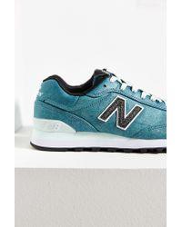 New Balance - Blue 515 Precious Metals Running Sneaker - Lyst