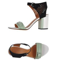 Marc By Marc Jacobs | Green Sandals | Lyst