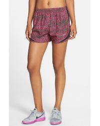 Nike | Pink 'venom Tempo' Dri-fit Shorts | Lyst