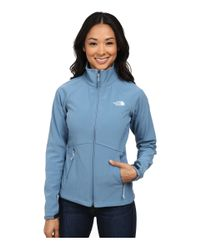 The North Face | Blue Shellrock Jacket | Lyst