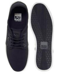 Beck & Hersey - Black Canvas Plimsolls for Men - Lyst