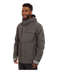686 | Metallic Authentic Smarty Form Jacket for Men | Lyst