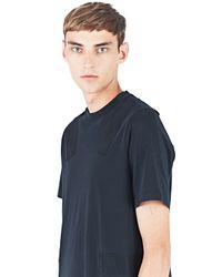 OAMC - Blue Solo T-shirt for Men - Lyst