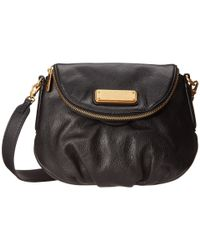 Marc By Marc Jacobs | Black New Q Mini Natasha | Lyst