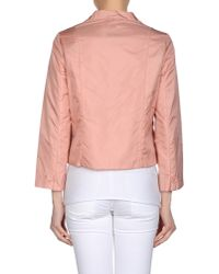 Aspesi - Pink Blazer - Lyst