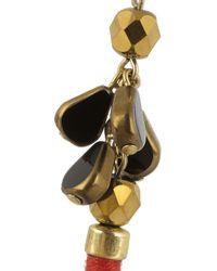 J.Crew - Metallic Gold-Tone Tassel Earrings - Lyst