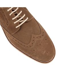 Lotus - Green Wincanton Lace Up Casual Brogues for Men - Lyst
