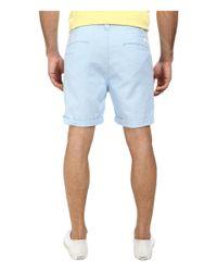 Wesc   Blue Benos Shorts for Men   Lyst
