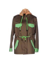 Mauro Grifoni - Green Jacket - Lyst