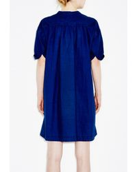 M.i.h Jeans | Blue Poets Dress | Lyst