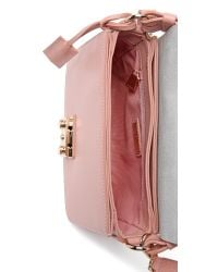 Furla - Pink Metropolis Small Shoulder Bag - Lyst