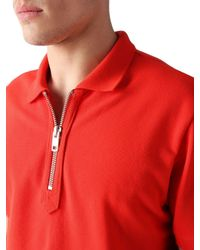 DIESEL - Red T-konan for Men - Lyst