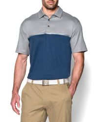 Under Armour | Blue Rover Plain Polo Regular Fit Polo Shirt for Men | Lyst