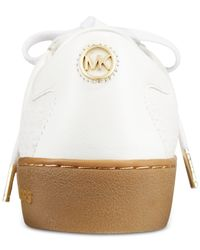 Michael Kors | White Michael Breck Sneakers | Lyst