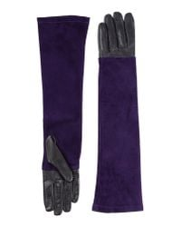 Space Style Concept | Purple Gloves | Lyst