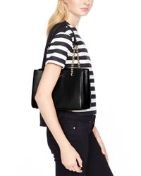 kate spade new york - Black Emerson Place Smooth Small Phoebe - Lyst