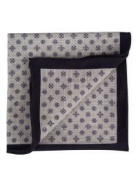 Aquascutum | Blue Bobby Printed Hankerchief for Men | Lyst