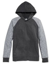 American Rag | Black Rebel Hoodie for Men | Lyst