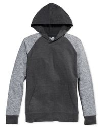American Rag - Black Rebel Hoodie for Men - Lyst