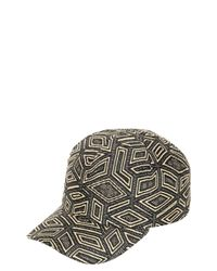 SuperDuper Hats | Black B-Boy Woven Baseball Hat for Men | Lyst