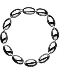 Links of London - Metallic Hope 1 Row Medium Sterling Silver Bracelet - For Women - Lyst