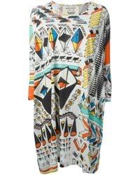 Henrik Vibskov | Multicolor Mcphee Loose Fit Dress | Lyst