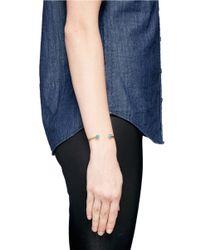 Ela Stone | Blue Simone Turquoise Adjustable Cuff | Lyst