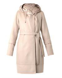 'S Max Mara | Natural Iconic Wool Coat | Lyst