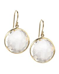 Ippolita | Metallic Crystal Lollipop Earrings | Lyst