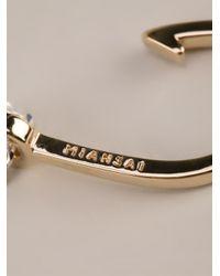 Miansai - Metallic Hook Chain Bracelet for Men - Lyst