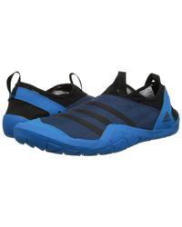 Adidas | Blue Climacool® Jawpaw Slip-on for Men | Lyst