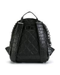 Philipp Plein | Black 'lord' Backpack | Lyst