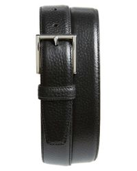 Cole Haan | Black Leather Belt for Men | Lyst