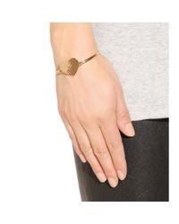 Marc By Marc Jacobs - Metallic Broken Hearted Bracelet - Lyst