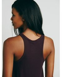 Free People | Purple La Nite Vest | Lyst