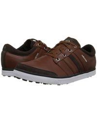 Adidas   Brown Adicross Gripmore for Men   Lyst