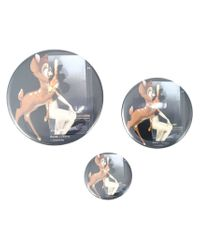 Givenchy - Multicolor Bambi Print Badges - Lyst