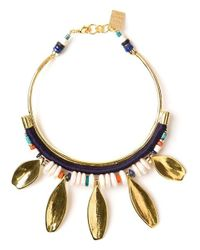 Lizzie Fortunato | Multicolor Beldi Necklace | Lyst