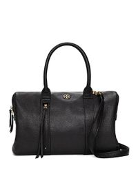 Tory Burch - Black Brody Satchel - Lyst