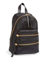 Marc By Marc Jacobs | Black 'mini Domo Arigato Packrat' Backpack | Lyst