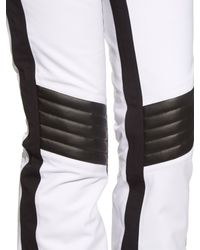 Lacroix - Black Distinction Padded-knee Ski Trousers - Lyst