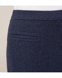 Hobbs - Blue Hilda Skirt - Lyst